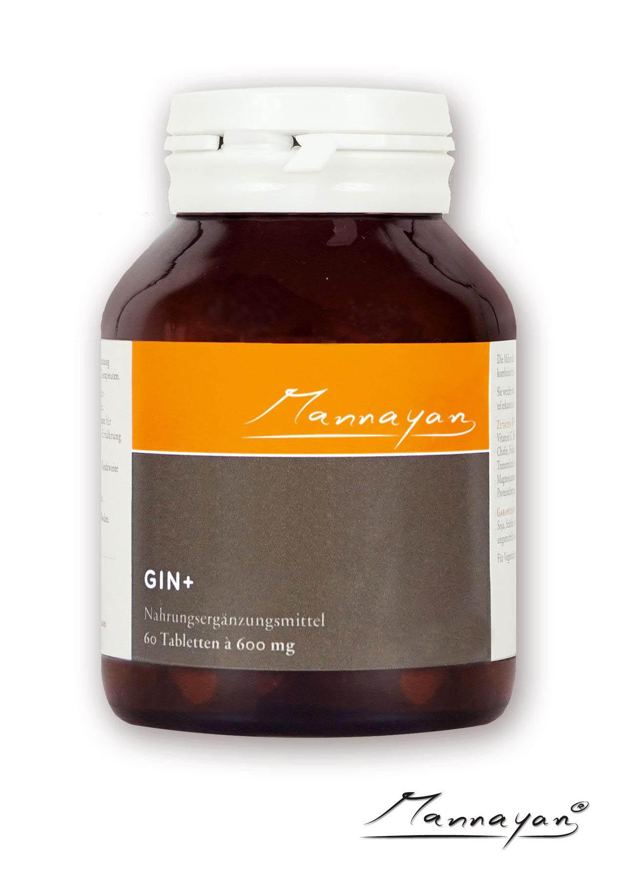 Gin+ von Mannayan