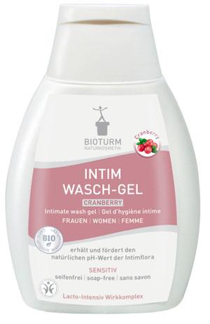 Bioturm Naturkosmetik Intim Wasch-Gel Cranberry