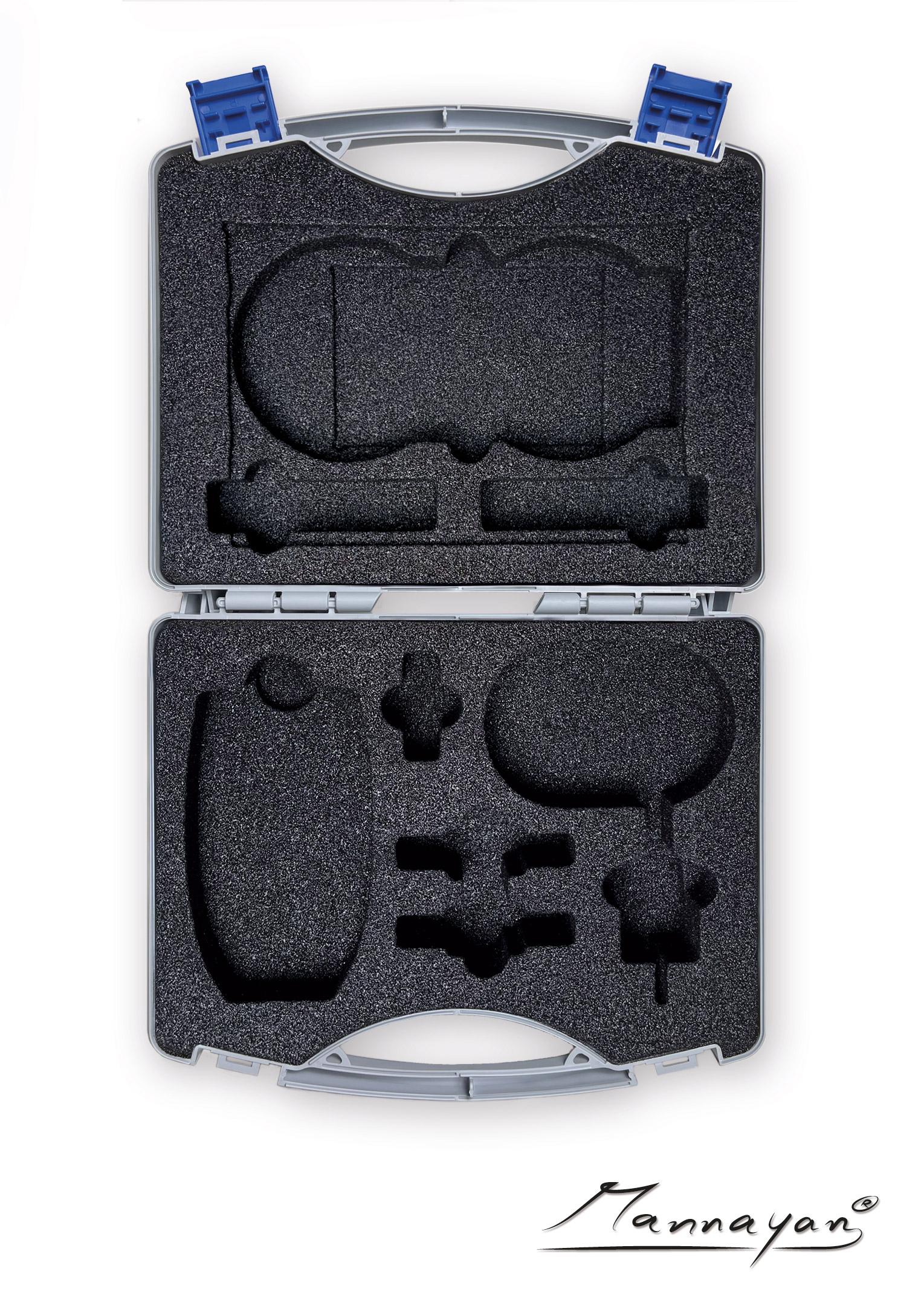 Koffer für Diamond Shield Gerät (grau)