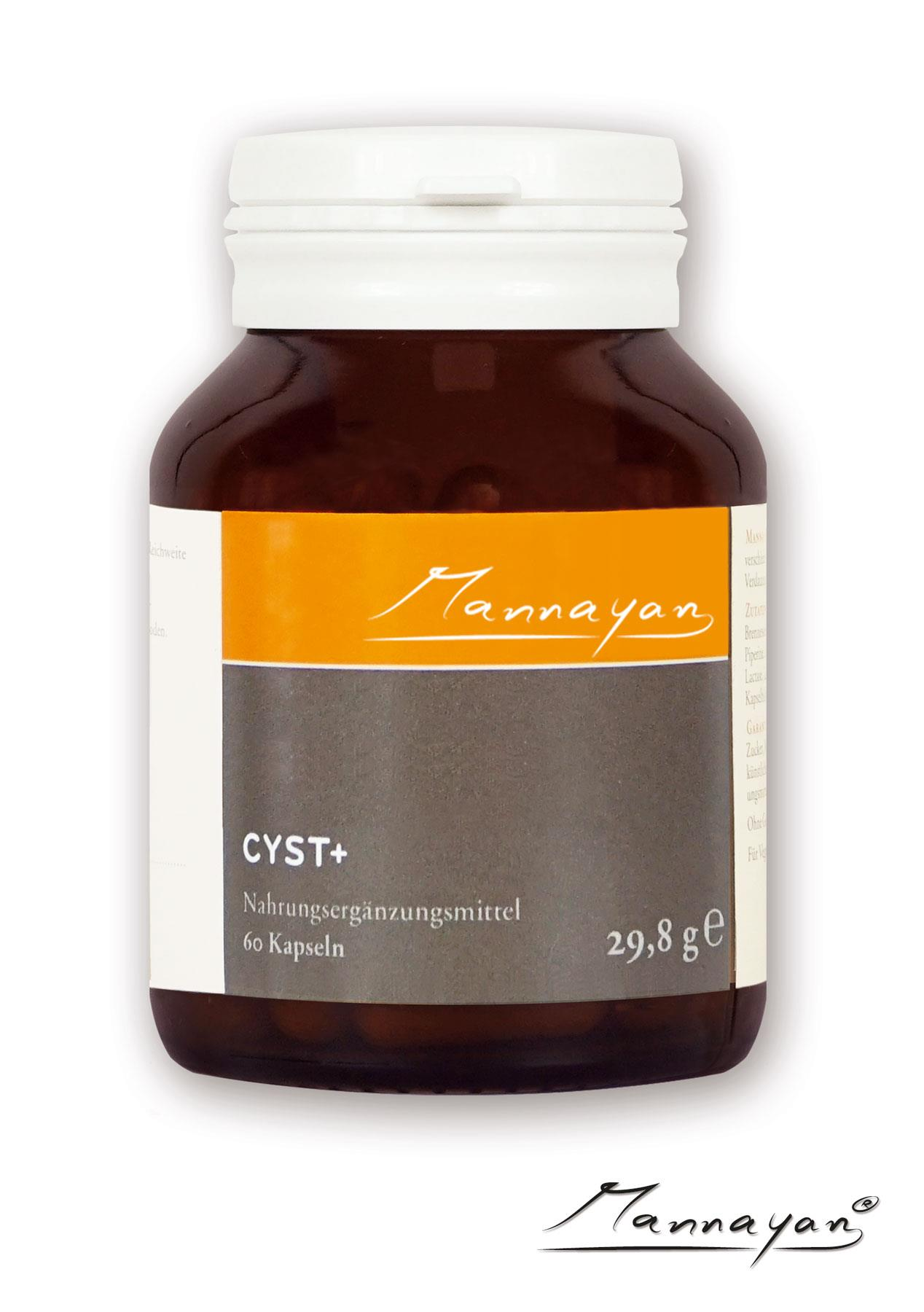 Cyst+ von Mannayan