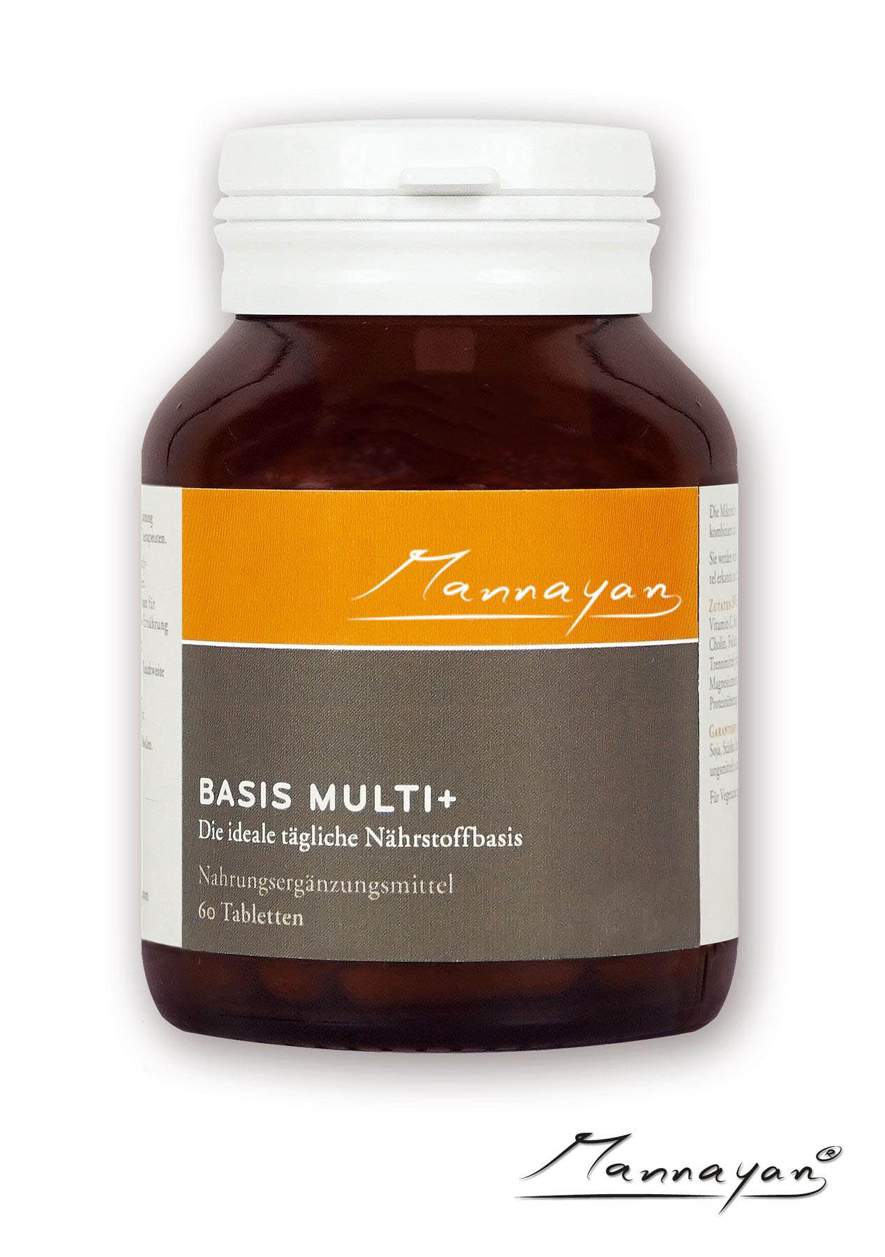 Basis Multi+ von Mannayan