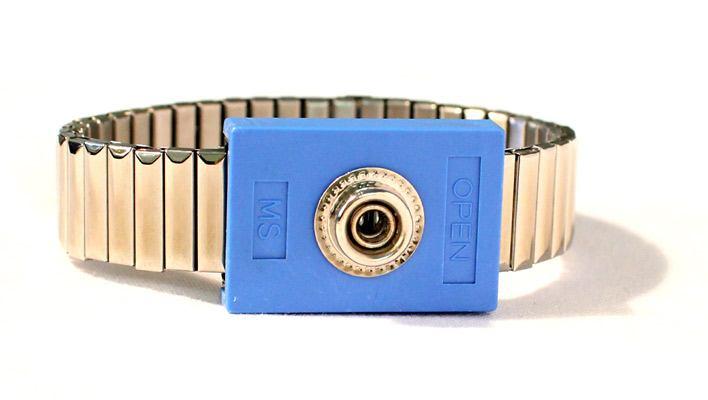 Einzelne Armbandmanschette aus Metall für Diamond Shield Zapper