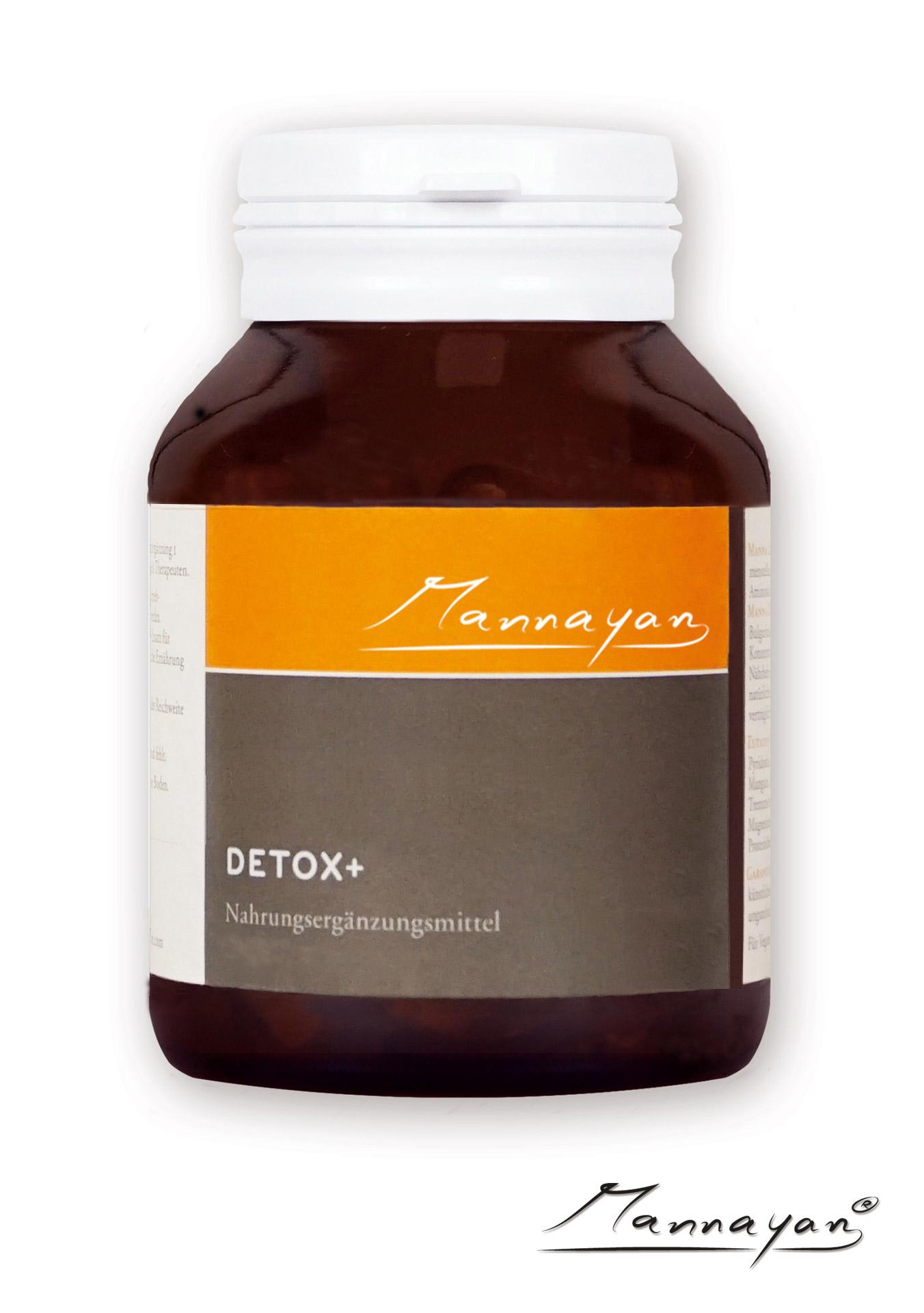 Detox+ von Mannayan