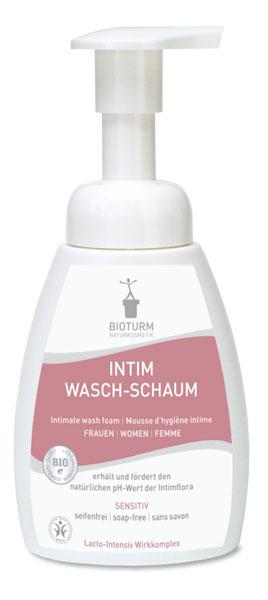 Bioturm Naturkosmetik Intim Wasch-Schaum