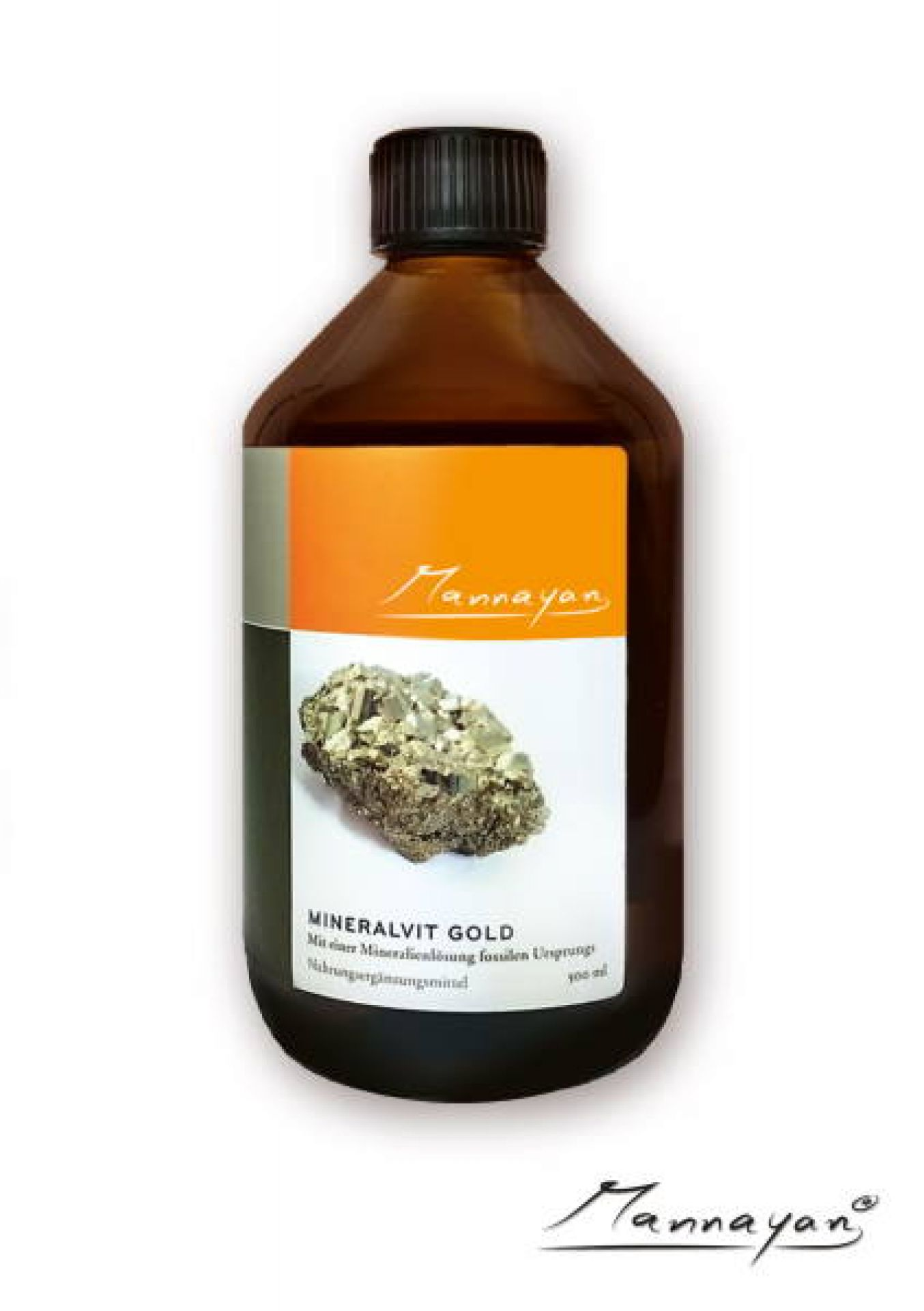 Mineralvit-GOLD 500 ml von Mannayan
