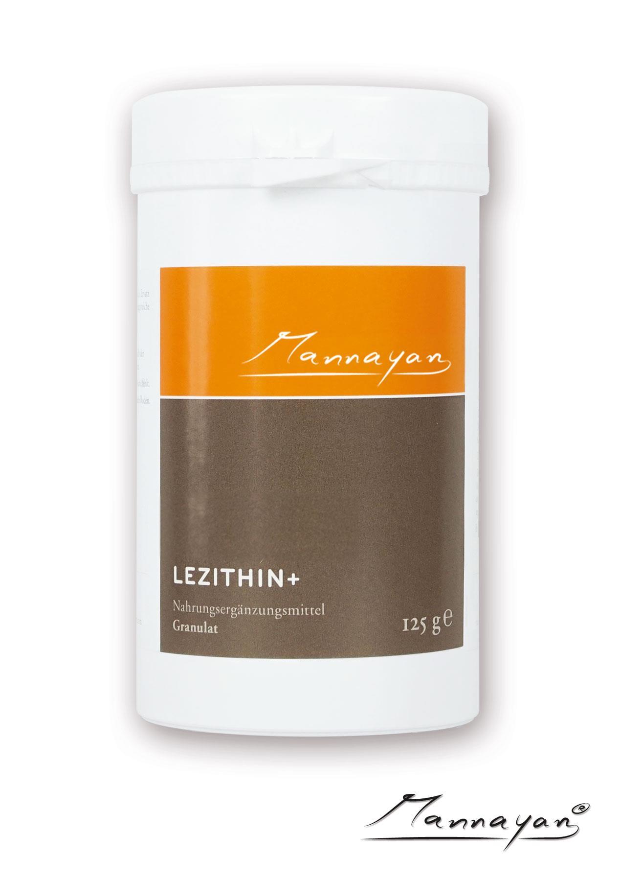 Lezithin+ von Mannayan