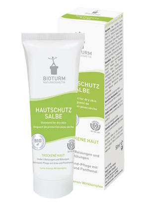 Bioturm Naturkosmetik Hautschutz-Salbe, 50 ml