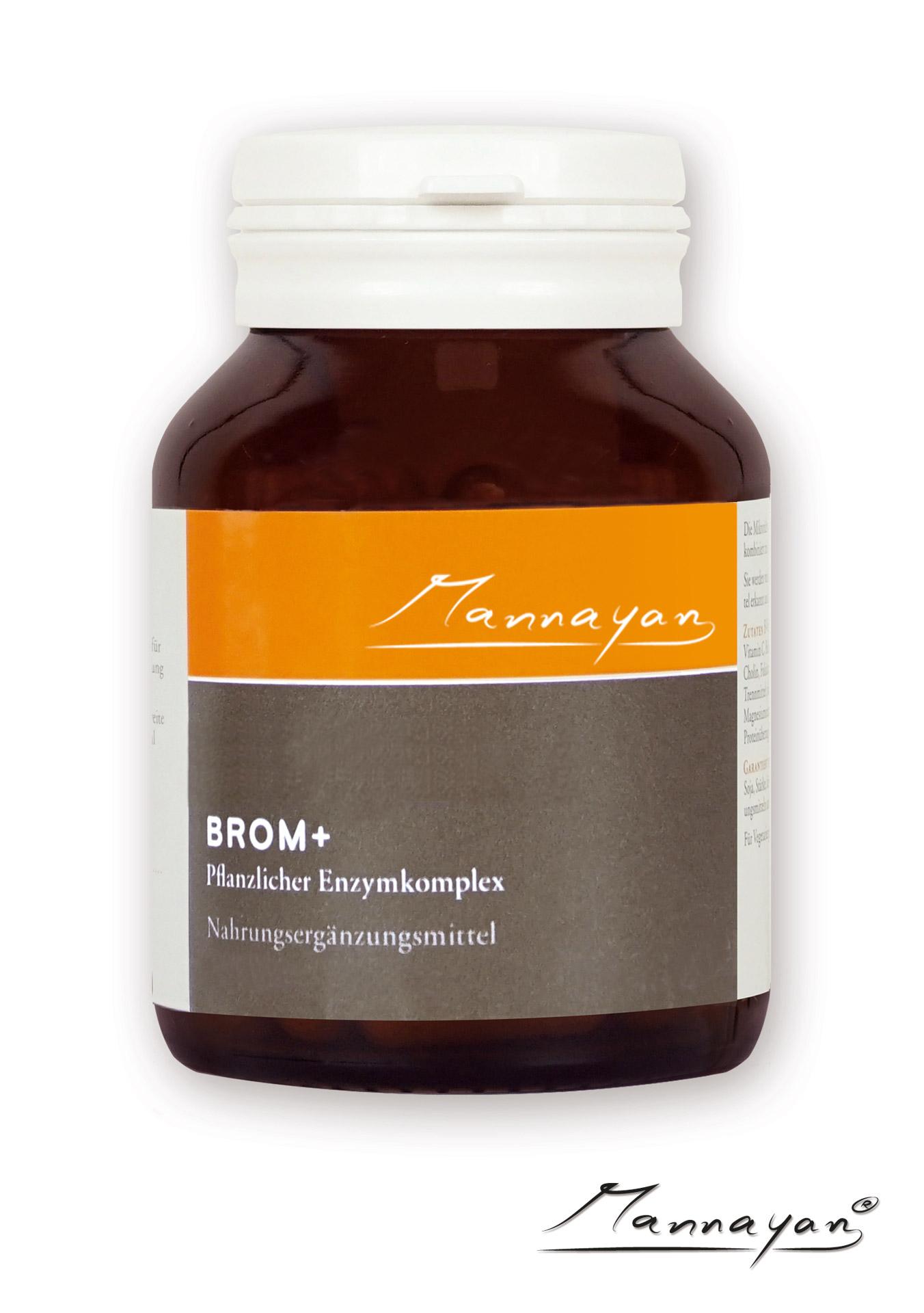 Brom+ von Mannayan