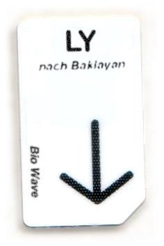 Biowave Chipard LY nach Baklayan