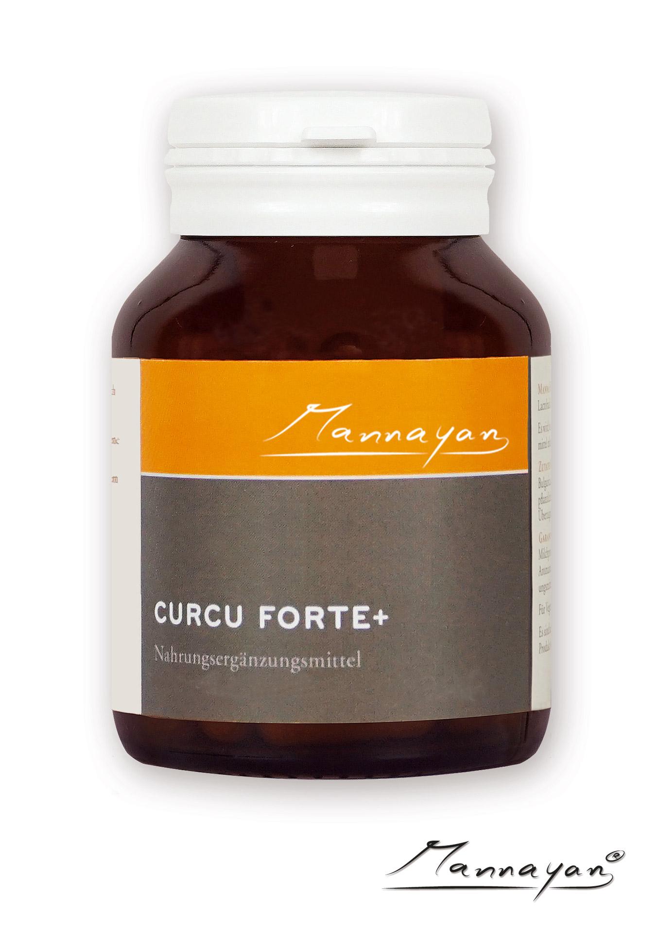 Curcu Forte+ von Mannayan