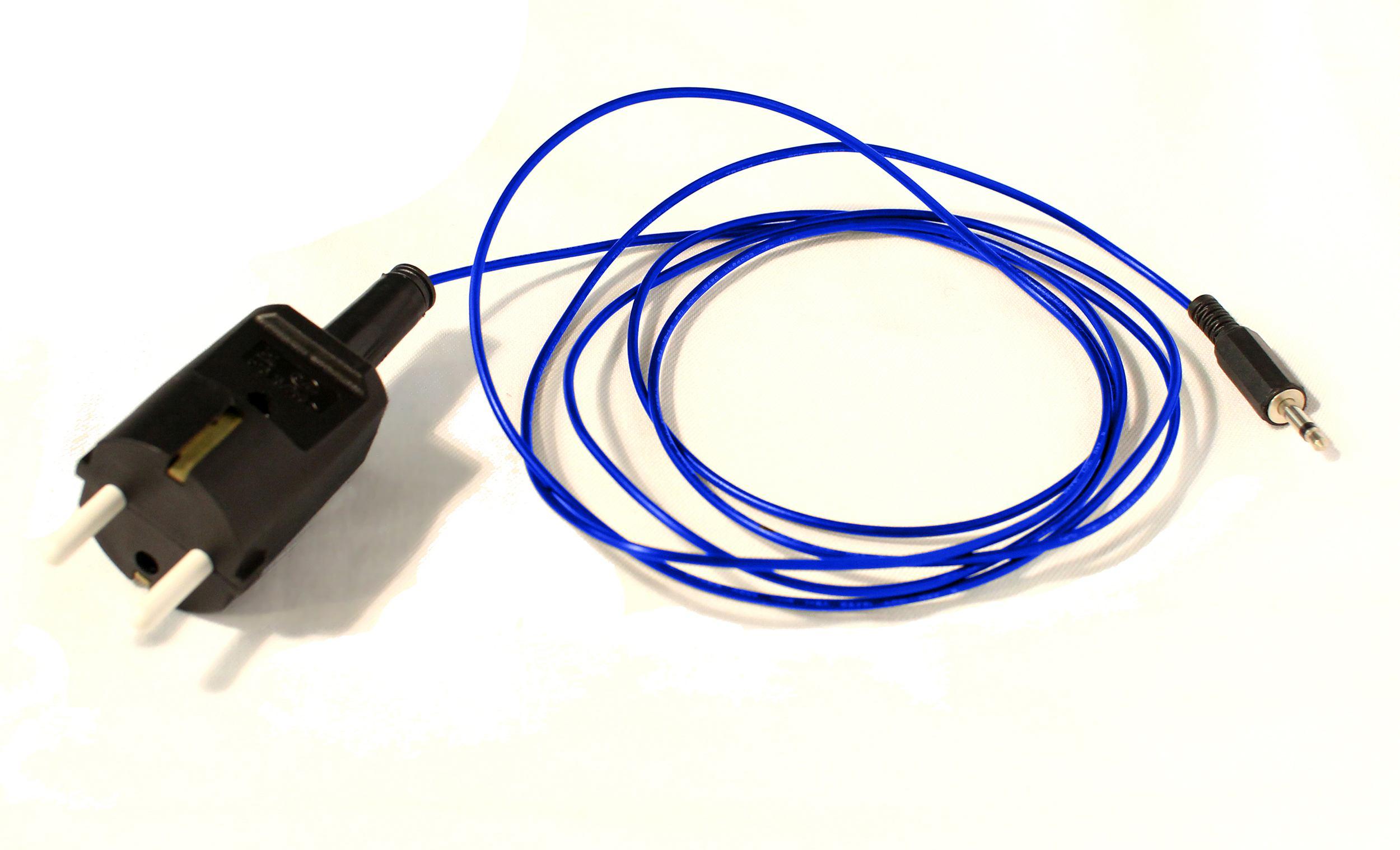 Erdungskabel für Diamond Shield Zapper IE EMS und Professional IE EMS