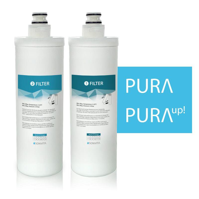 Filterset von PURA für Umkehrosmosegerät