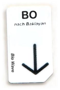 Biowave Chipcard BO nach Baklayan