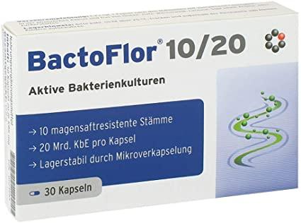 BactoFlor 10 / 20 (30 Kapseln)
