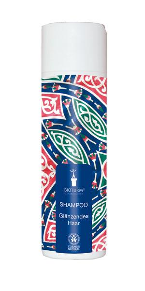 Bioturm Naturkosmetik, Shampoo für Glänzendes Haar