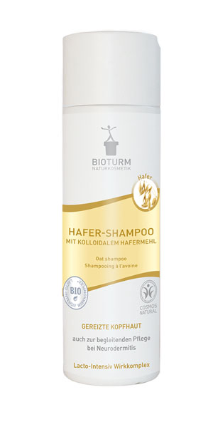 Bioturm Naturkosmetik Hafer-Shampoo
