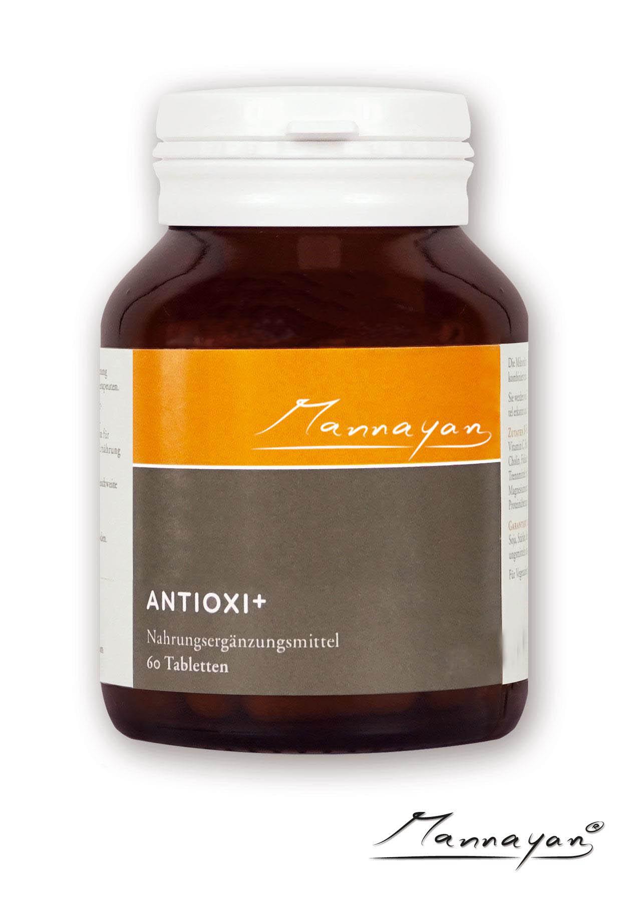 Antioxi + von Mannayan