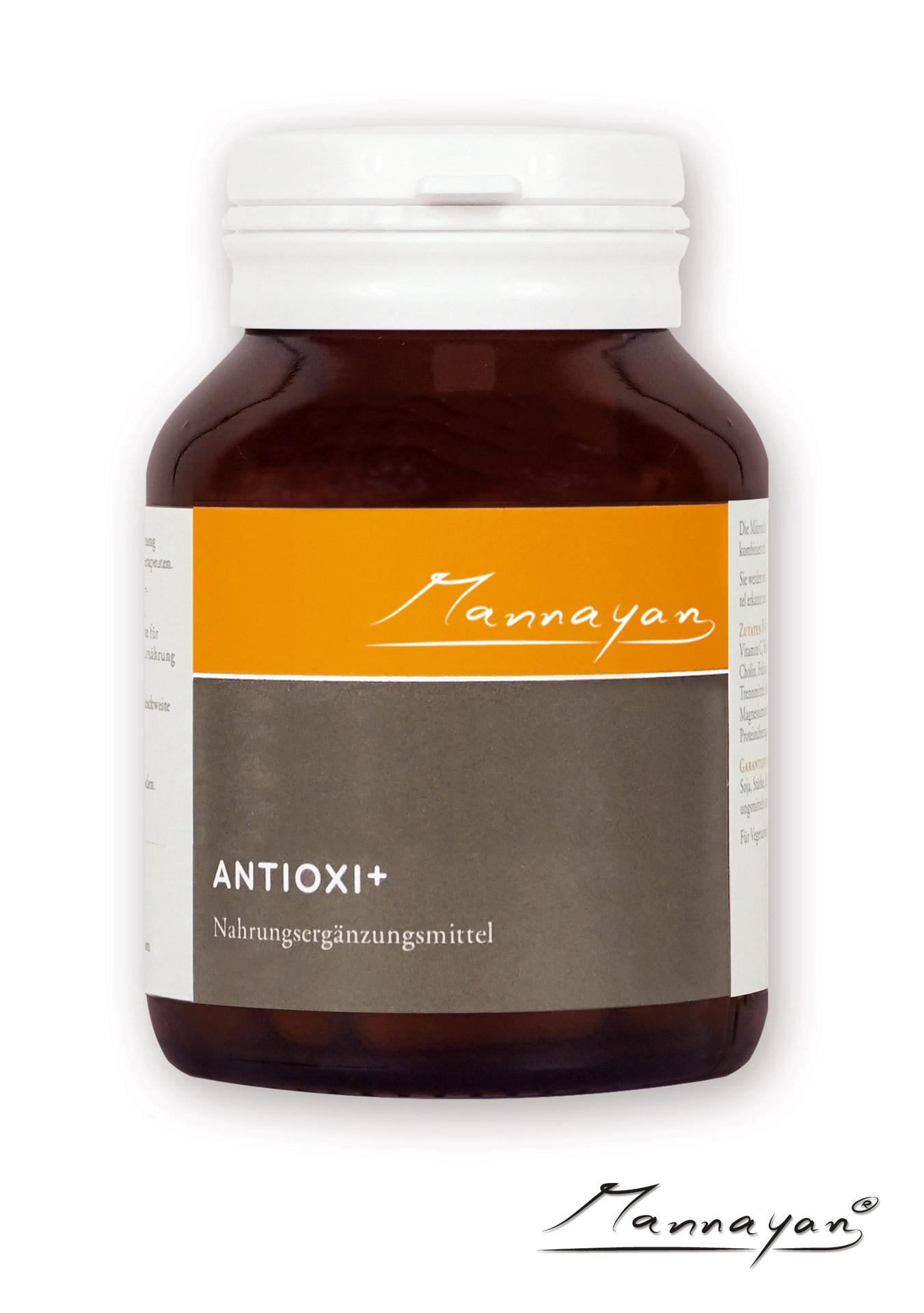 Antioxi+ von Mannayan