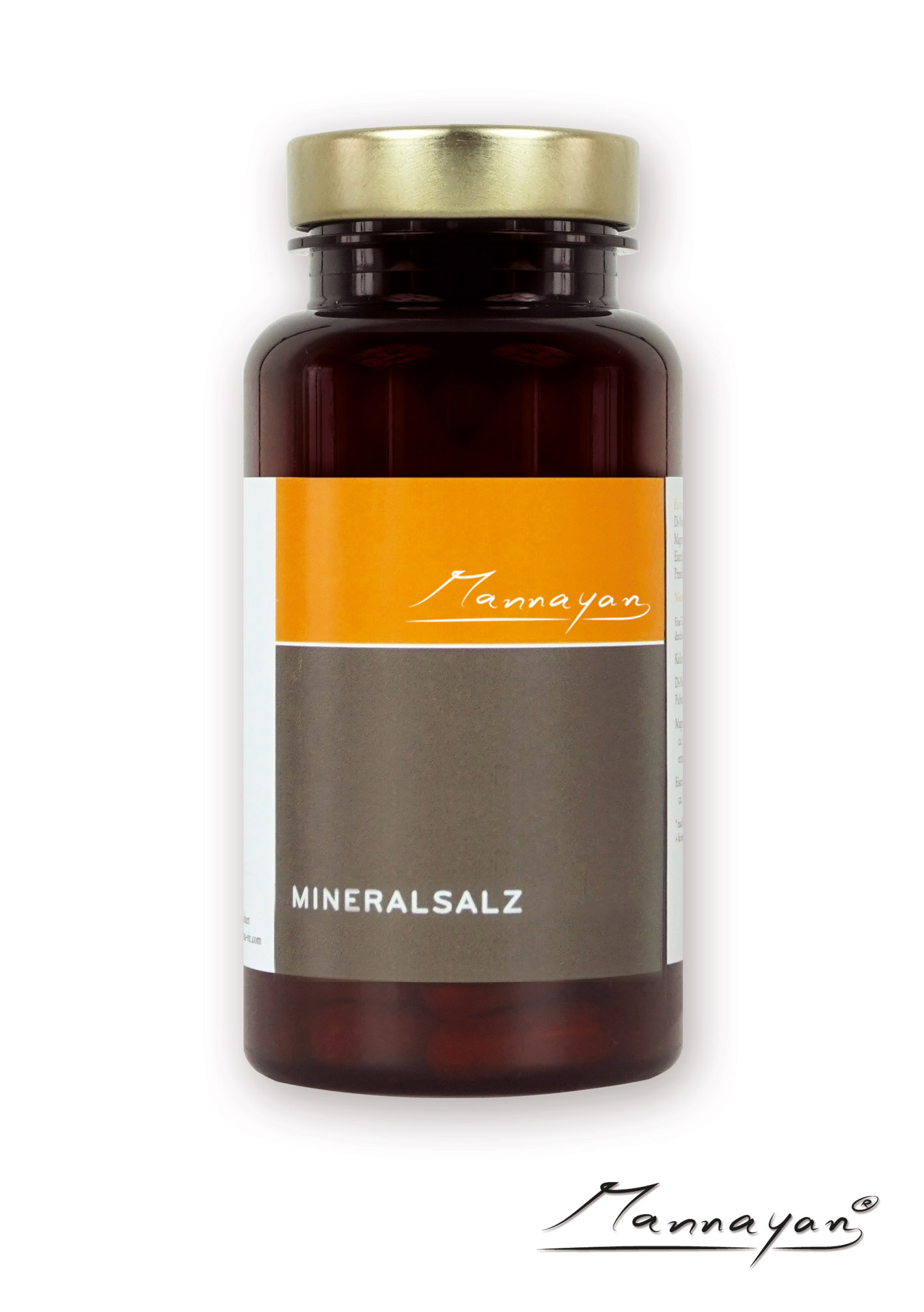 Mineralsalz von Mannayan