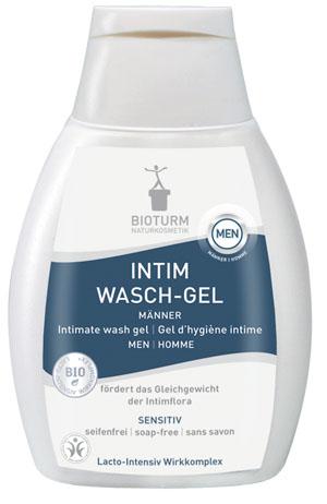 Bioturm Naturkosmetik Intim Wasch-Gel für Männer