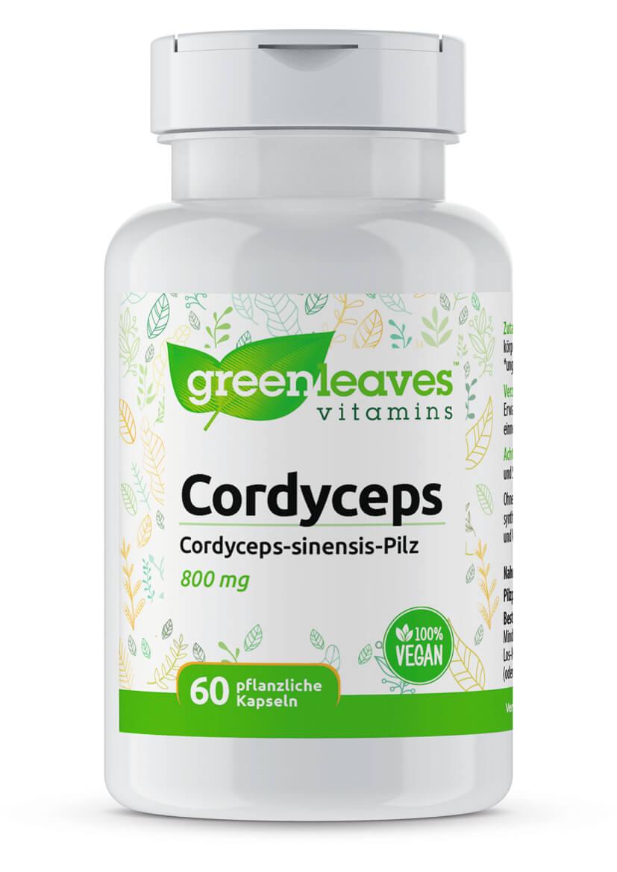 Cordyceps CS-4 von Greenleaves