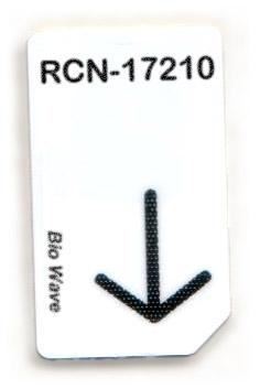 RCN-17210-BW Chipcard für BioWave Zapper