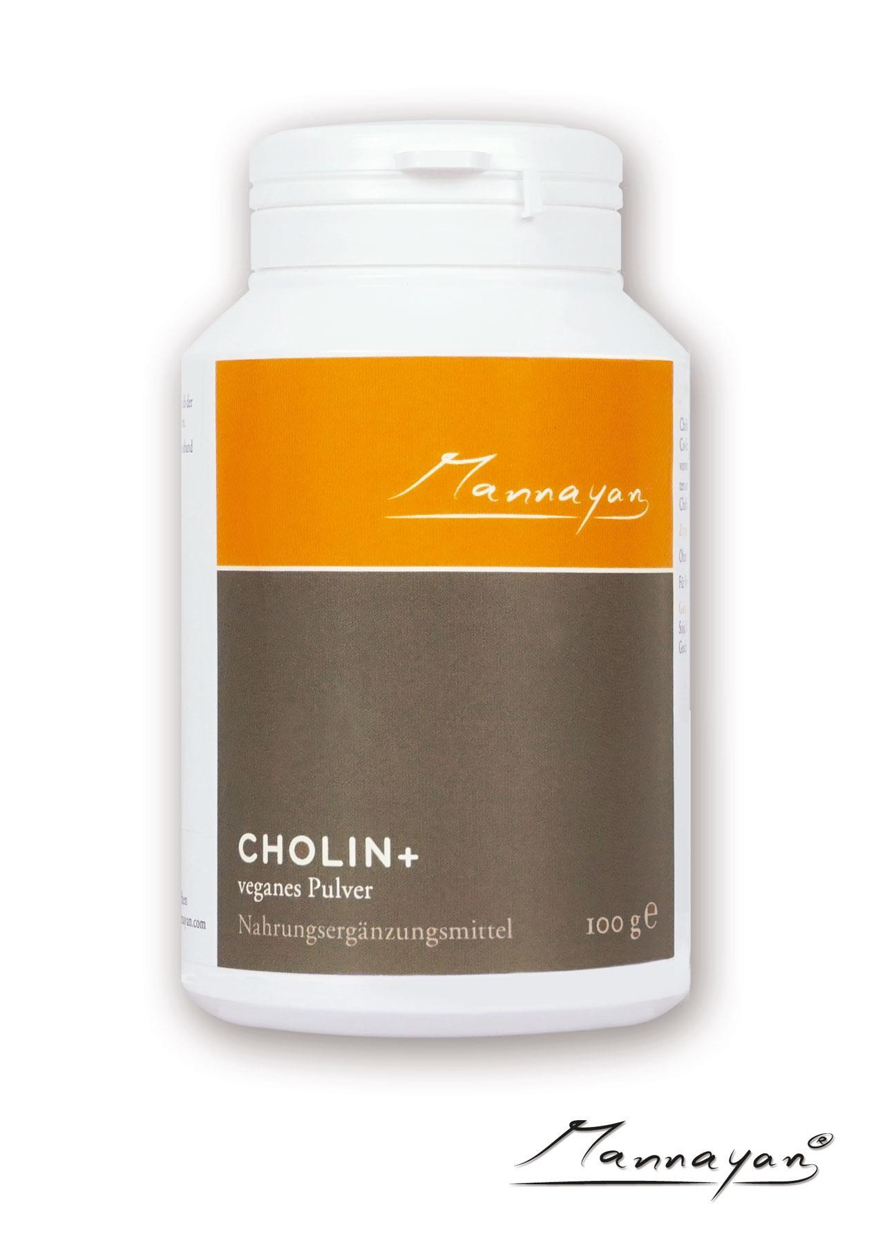 Cholin+ von Mannayan