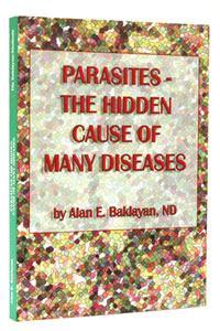 Parasites- The hidden cause of many diseases von Alan Baklayan auf englisch