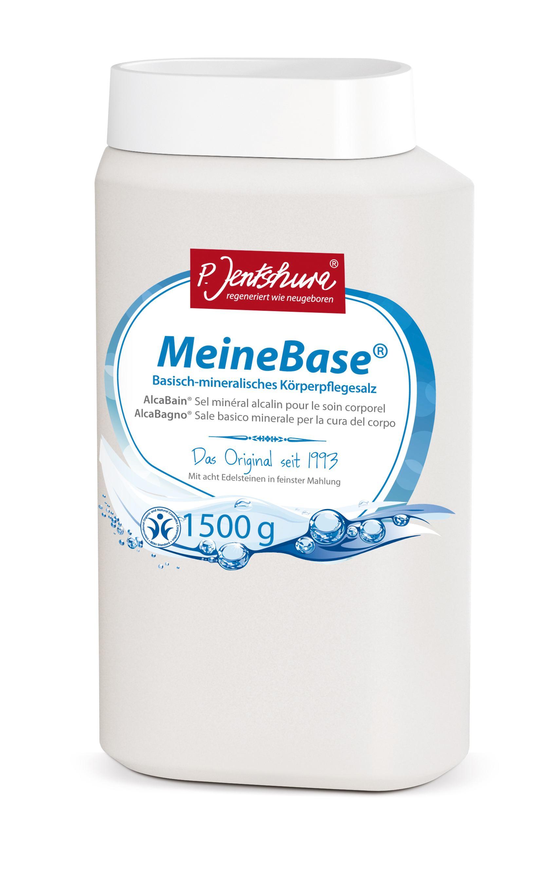 MeineBase Badesalz von Jentschura