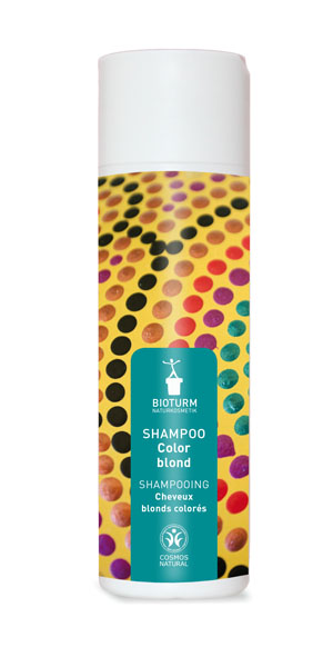 Bioturm Naturkosmetik Shampoo-Color blond
