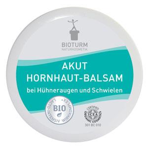 Bioturm Naturkosmetik Akut Hornhaut Balsam