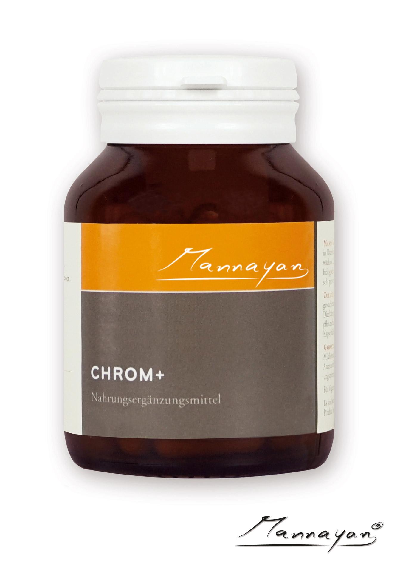 Chrom+ von Mannayan