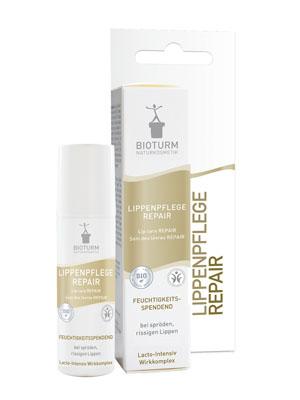 Bioturm Naturkosmetik Lippenpflege Repair