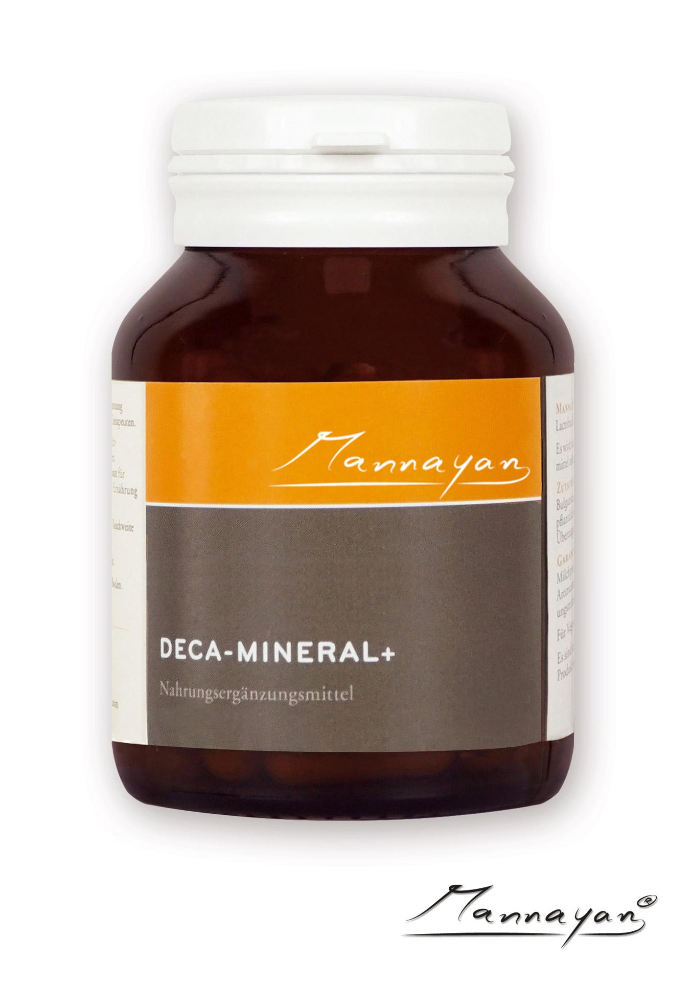 Deca-Mineral+ von Mannayan