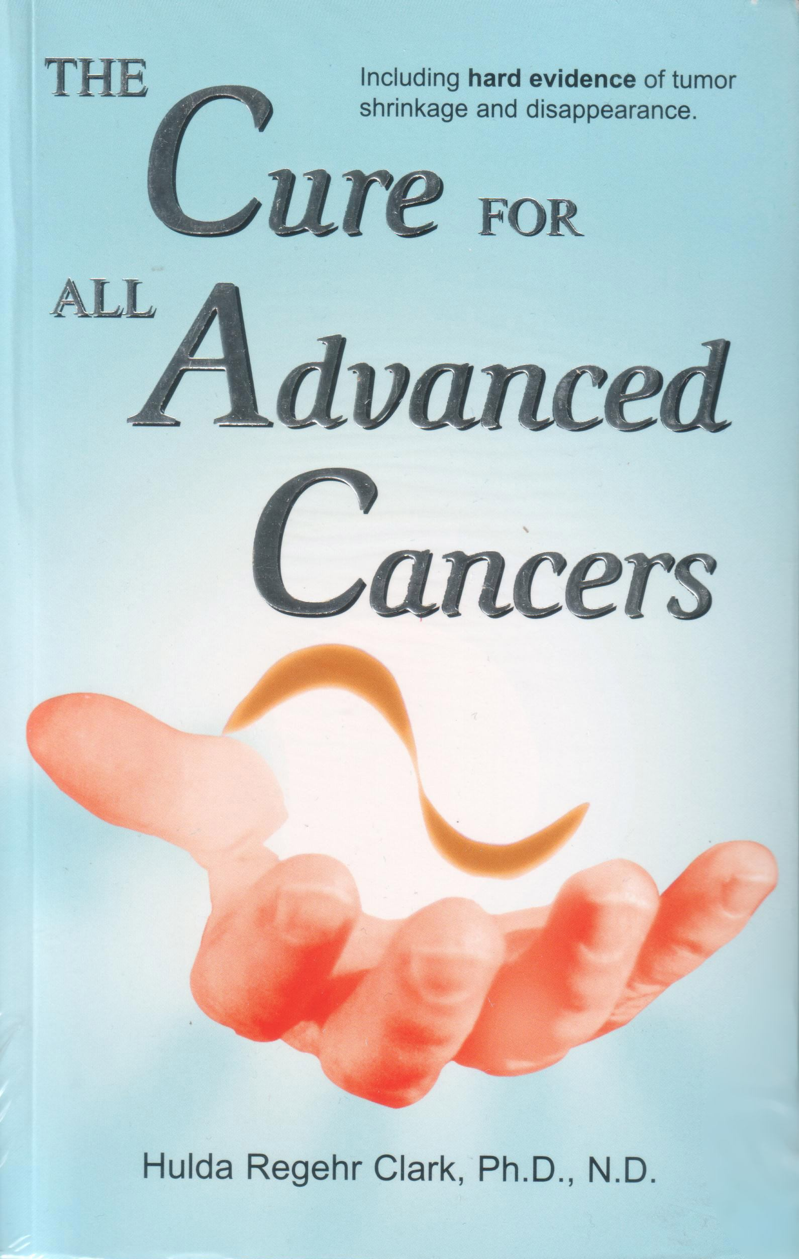 The Cure for all advances Cancers von Hulda Clark auf englisch