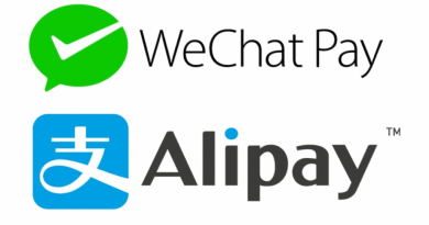 WeChat Pay + AliPay