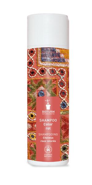 Bioturm Naturkosmetik Shampoo- Color rot