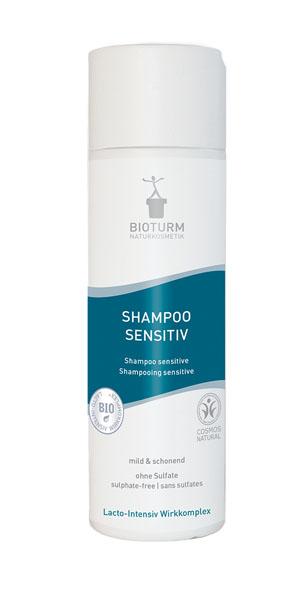 Bioturm  Naturkosmetik Shampoo Sensitiv