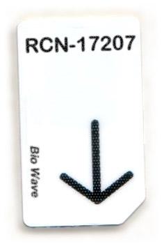 RCN-17207-BW Chipcard für BioWave Zapper