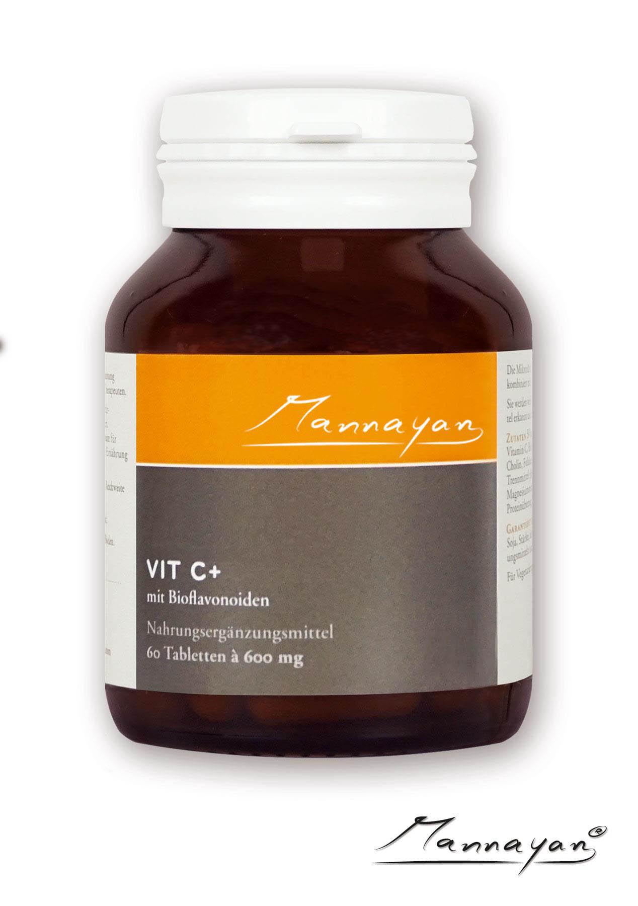 Vitamin C+ von Mannayan