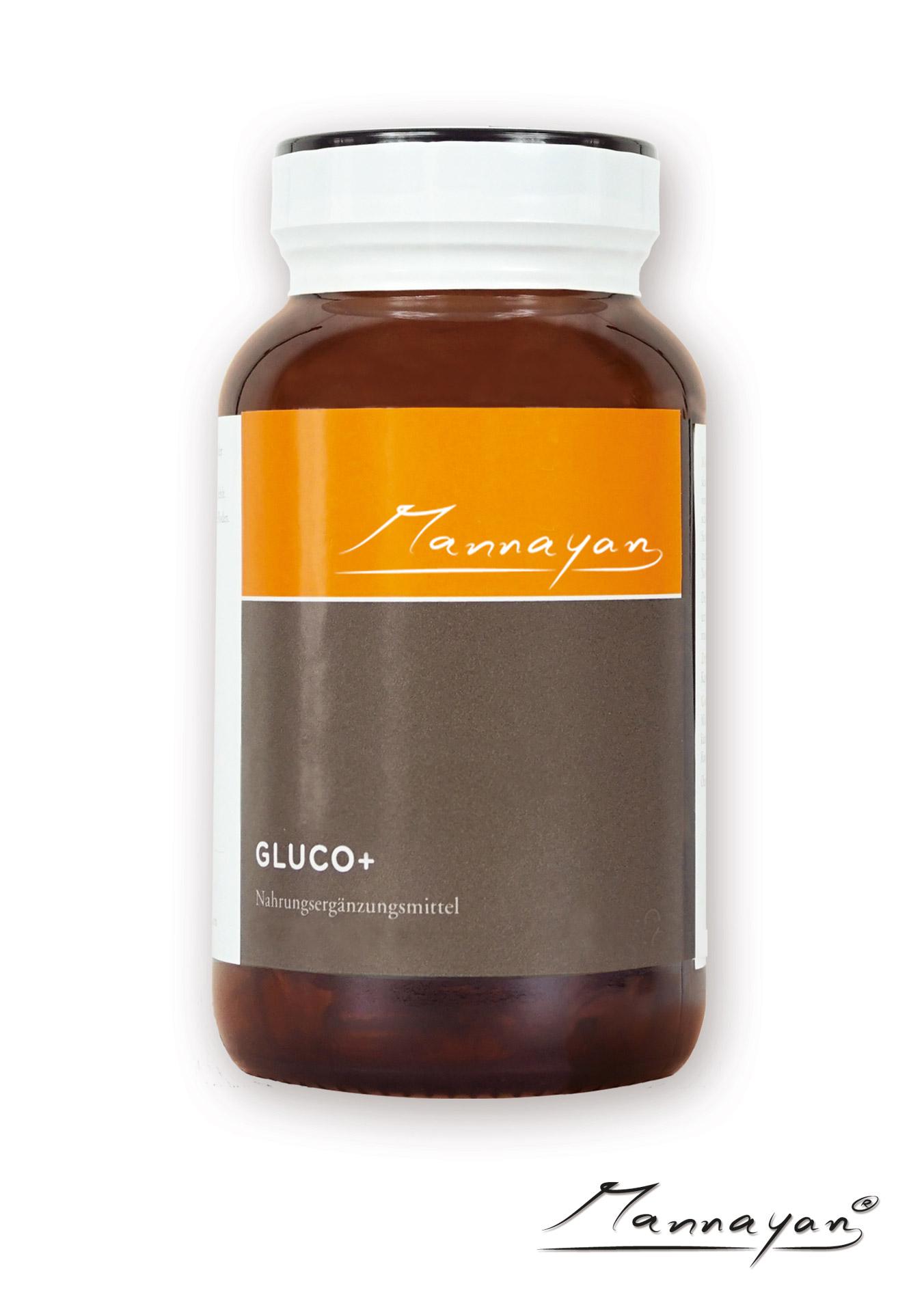 Gluco+ von Mannayan