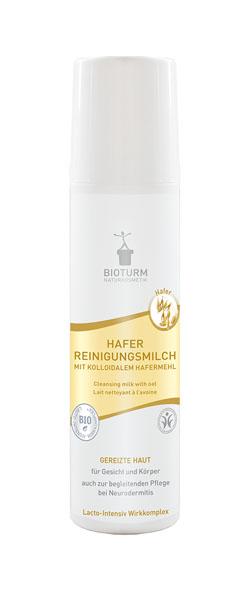Bioturm Naturkosmetik Hafer-Reinigungsmilch