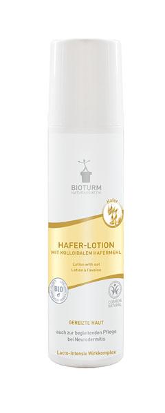 Bioturm Naturkosmetik Hafer-Lotion