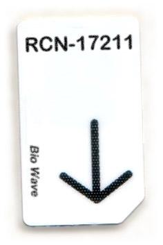 RCN-17211-BW Chipcard für BioWave Zapper