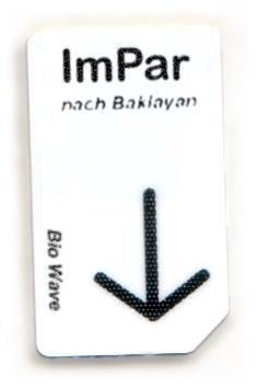 Biowave Chipcard IMPAR nach Baklayan