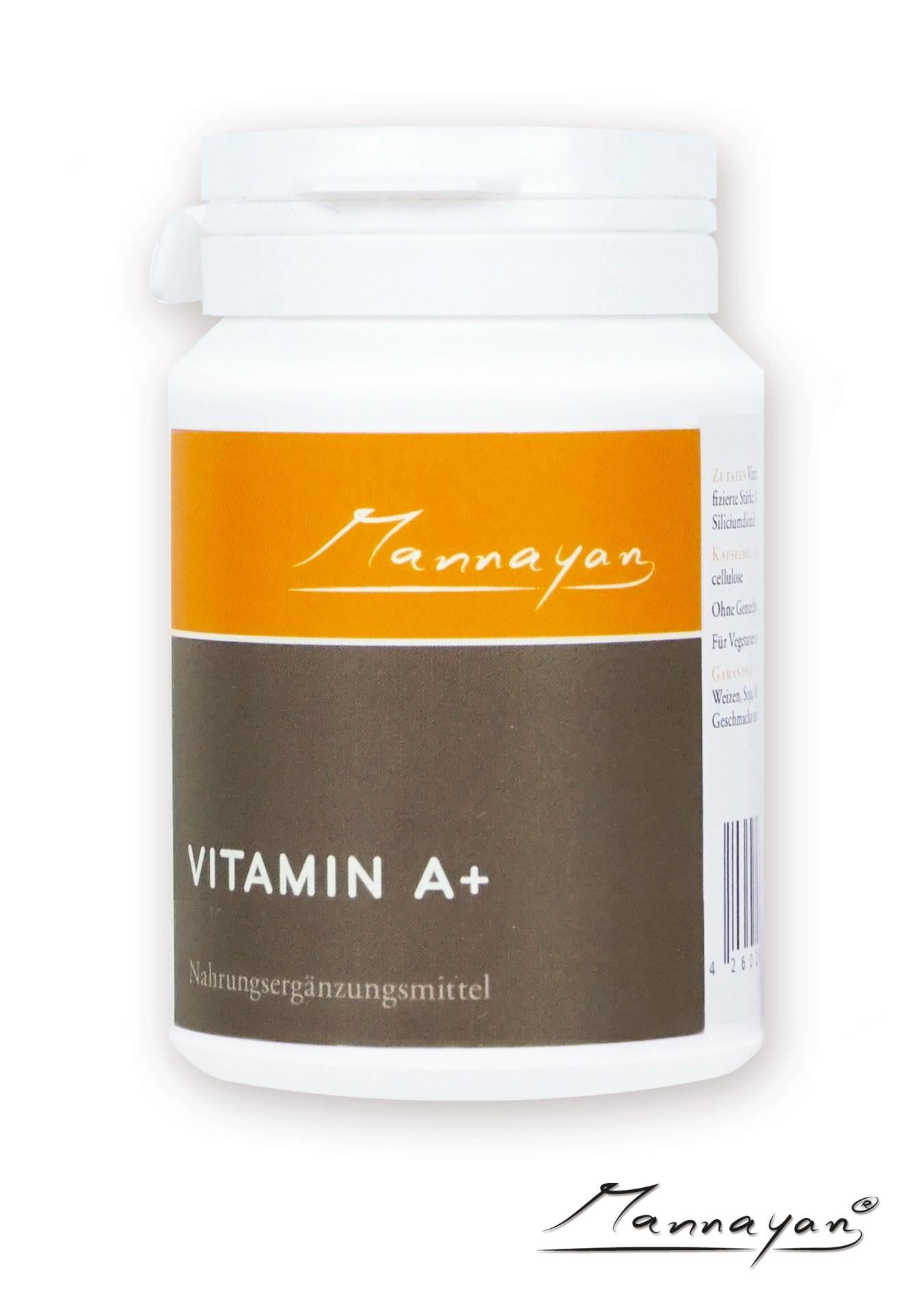 Vitamin A+ von Mannayan