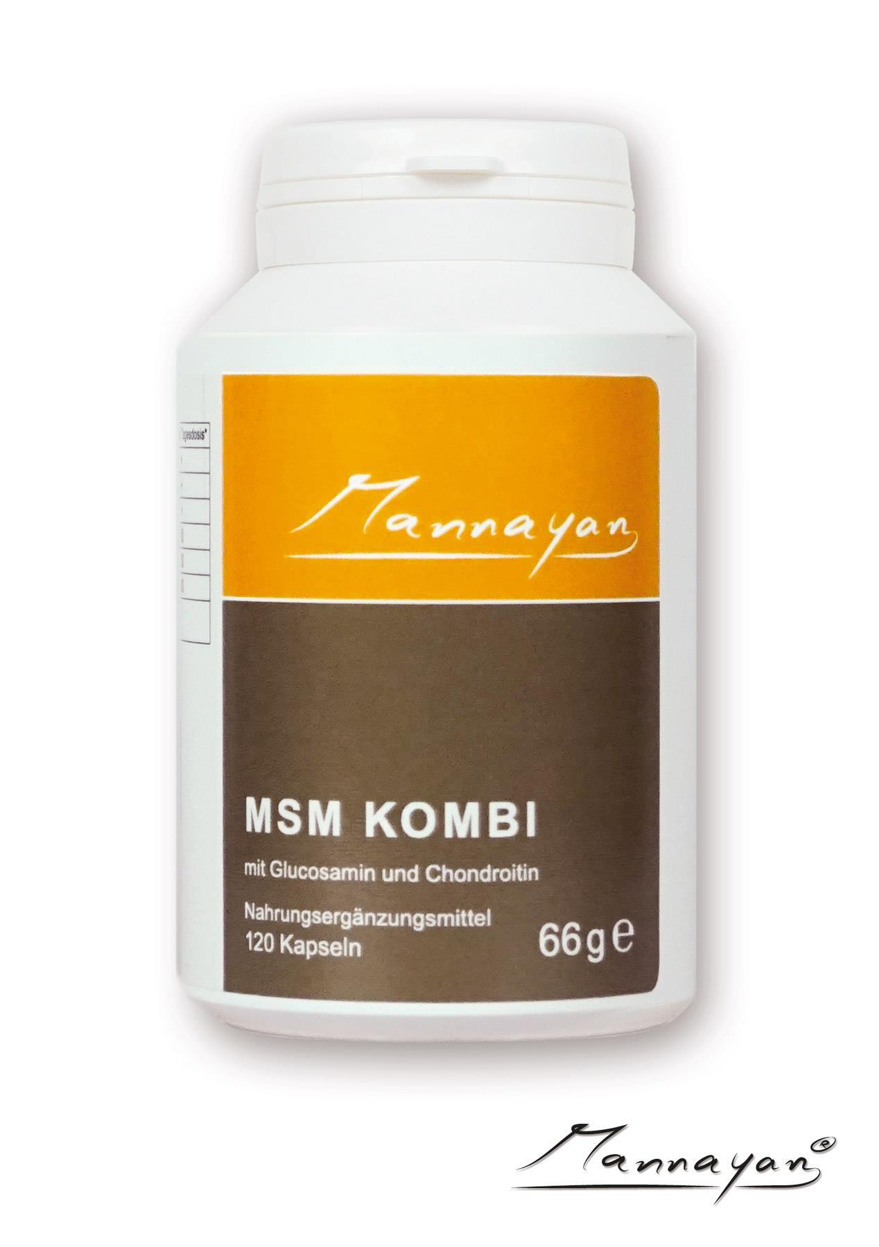 MSM - Kombi von Mannayan